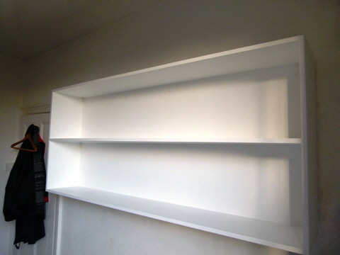 Upminster Hardwood Bookcases