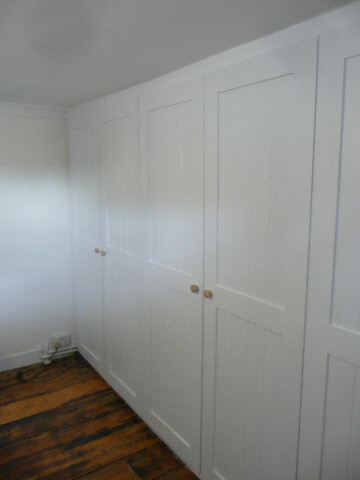 fitted victorian wardrobe